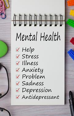 mental health list